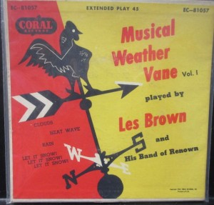 45 weather vane