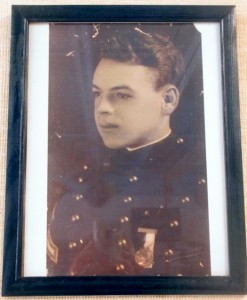 Les at the NY Military Academy